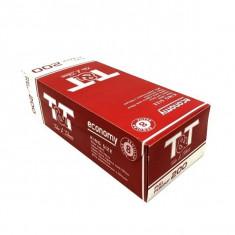 Tuburi Tigari T&T Economy pentru injectat tutun - Filtru tutun