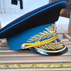 Cascheta, Chipiu, Casca, Bereta, Boneta Militara, Ruseasca, Sovietica, Comunista, RSR