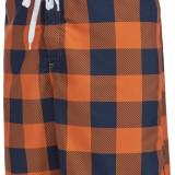 Pantaloni scurti barbati Trespass Pacino Orange M - Bermude barbati