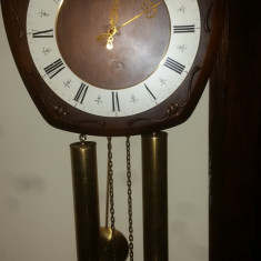 Pendula Junghans / ceas de perete cu pendul
