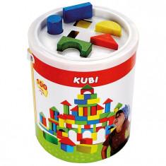 Set constructii 100 piese - Bino - Jocuri Seturi constructie