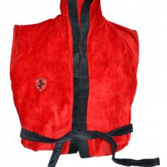 Halat baie Ferrari - Halat barbati Comfort Choice, Culoare: Rosu, Marime: 41