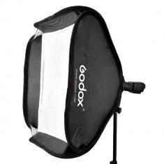 Softbox Godox 60cm 60 cm pentru speedlite / flash / blitz - Lumini Studio foto