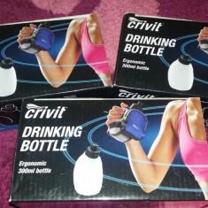Sticla apa pentru alergare/plimbare, Crivit - Bidon