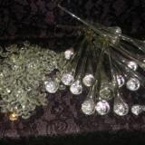 Piese din cristal de Boemia pentru lustra
