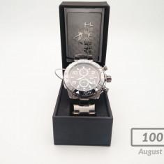 Ceas barbati August Steiner, ceasul este nou in cutia lui originala - Ceas barbatesc August Steiner, Mecanic-Manual