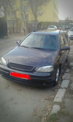 Vand Opel Astra G foto