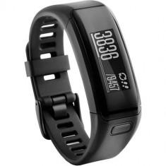 Bratara Fitness VivoSmart HR Negru - Smartwatch Garmin