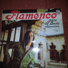 Paco De Lucia-Flamenco-Gong 1976 Hungary vinil - Muzica Latino Altele