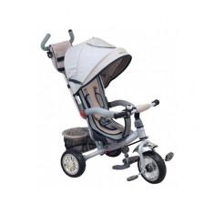Tricicleta copii Sunny Steps 37-5 Grey Baby Mix