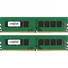 Memorie Crucial 16GB DDR4 2133MHz CL15 1.2v Dual Channel Kit CT2K8G4DFS8213 - Memorie RAM Crucial, Peste 2000 mhz