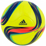 Minge fotbal sala Adidas Performance Pro Ligue Top Glider yellow-black-orange AC5879