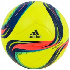 Minge fotbal sala Adidas Performance Pro Ligue Top Glider yellow-black-orange AC5879