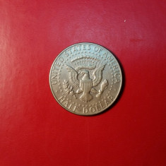 AMERICA SUA - HALF DOLLAR 1967 - ARGINT, America de Nord