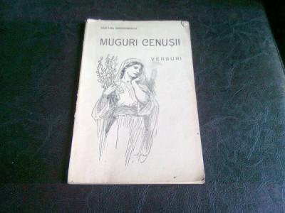 MUGURI CENUSII - AGATHA GRIGORESCU foto
