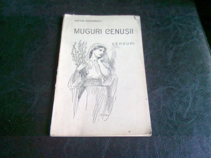 MUGURI CENUSII - AGATHA GRIGORESCU