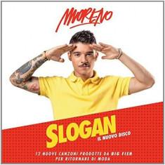 Moreno - Slogan ( 1 CD ) - Muzica Hip Hop