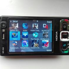 Vand nokia n95 8gb - Telefon mobil Nokia N95, Negru, Neblocat