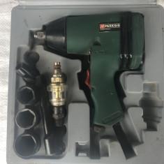 Pistol pneumatic PARKSIDE - Cheie pistol pneumatic Service