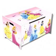 Ladita din lemn pentru depozitare jucarii Disney Princess Delta Children