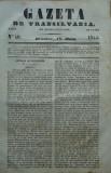 Gazeta De Transilvania , Brasov , Nr. 40 , 18 Mai , 1844