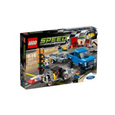 Ford F-150 Raptor & Ford Model A Hot Rod 75875 Speed Champions LEGO - LEGO Speed Champions