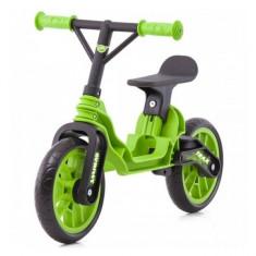 Bicicleta fara pedale Trax Green Chipolino - Bicicleta copii