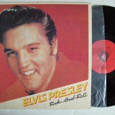 Disc vinil ELVIS PRESLEY - Rock and Roll (Produs Balkanton BTA 12061 - Bulgaria) - Muzica Rock & Roll electrecord
