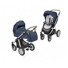 Carucior 2 in 1 Dotty Denim Navy Baby Design - Carucior copii 2 in 1