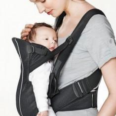 Port-bebe pentru copii Baby Carriers - Ham bebelusi, Negru