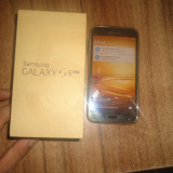 Samsung Galaxy S5 16GB - Telefon mobil Samsung Galaxy S5, Auriu, Orange, Single SIM