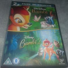 Disney Bambi - Disney Bambi 2 Animatii dublate in limba romana - Film animatie disney pictures, DVD