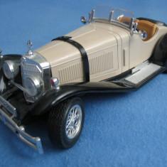 Vand Macheta auto Bburago Mercedes SSK 1928 scara 1/24