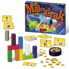 Joc de societate Make 'N' Break, Ravensburger