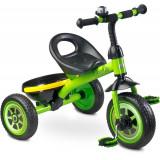 Tricicleta Charlie Green Toyz - Tricicleta copii