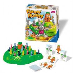 Joc Funny Bunny - Jocuri arta si creatie Ravensburger