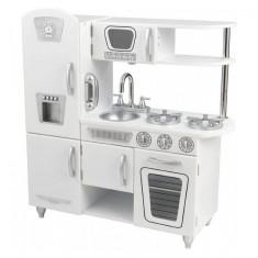 Bucatarie pentru copii Vintage White KidKraft
