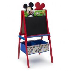 Tabla magnetica multifunctionala Disney Mickey Mouse Delta Children