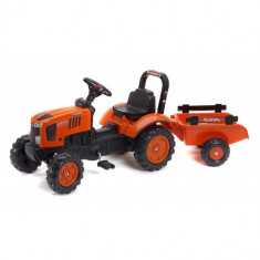 Tractor Kubota AB cu Remorca Falk