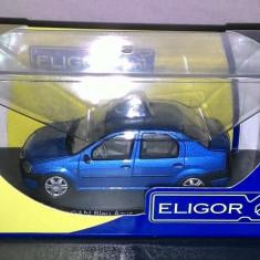 Macheta DACIA Logan 2005 (editie limitata) - Eligor 1:43 - Macheta auto