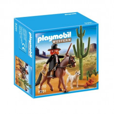 Jucarie-marschal Playmobil - Vehicul