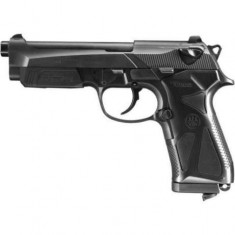 Pistol airsoft Co2 model BERETTA TWO metal+ abs +2 capsule+100 bile abs
