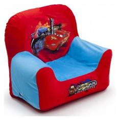 Fotoliu gonflabil pentru copii Cars Delta Children - Set mobila copii
