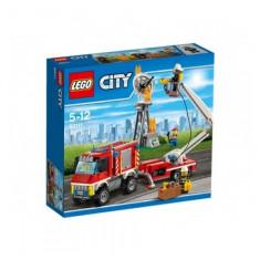 Camion utilitar de pompieri 60111 City LEGO - LEGO City