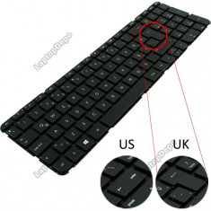 Tastatura Laptop Hp Compaq Pavilion Sleekbook 15-b110SQ layout UK