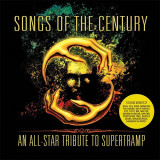 VARIOUS (RICK WACKEMAN, CHRIS SQUIRE) - AN ALL-STAR TRIBUTE TO SUPERTRAMP, 2012 - Muzica Rock, CD
