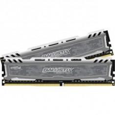 Memorie Crucial Ballistix Sport LT 16GB DDR4 2400MHz CL16 Dual Channel Kit - Memorie RAM Crucial, Peste 2000 mhz