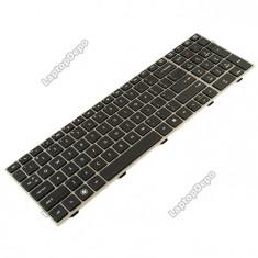 Tastatura Laptop Hp Compaq ProBook 4540S cu rama gri
