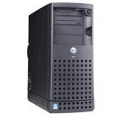 Server DELL PowerEdge SC1420 complet functional, Intel Xeon 3.2GHz, 4GB, RAID