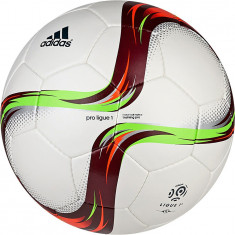 Minge fotbal sala Adidas Performance Pro Ligue 1 TRN Pro white-green-black AB9696